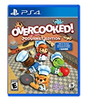 Overcooked - オーバークックド (輸入版:北米) - PS4