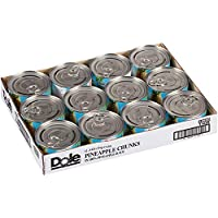 12-Pack Dole Pineapple in Juice Chunks
