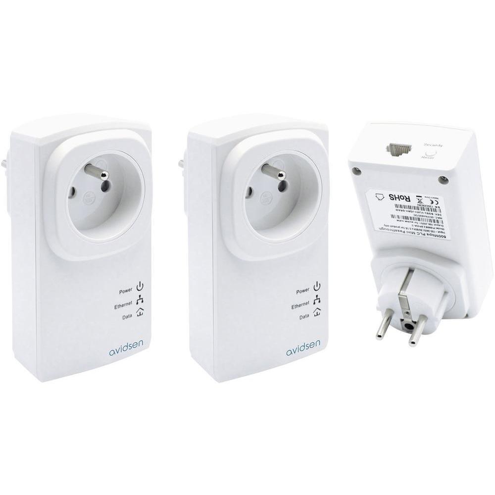 108212 Avidsen-Kit de adaptadores PLC: Amazon.es: Iluminación
