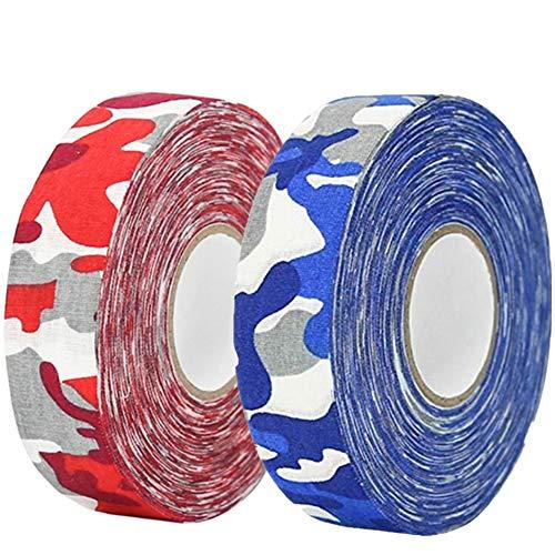 MEZUT Hockey Tape Cloth for Hockey Stick Grip - Also Baseball, Lacrosse, Tennis, A Better Grip on - 1