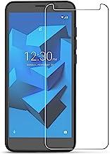 [2 بسته] محافظ صفحه شیشه ای Laerion Tempered سازگار با محافظ صفحه نمایش NUU Mobile A10L با فیلم محافظ 9H HD شیشه ضد خراش شفاف حباب شفاف ضد خراش