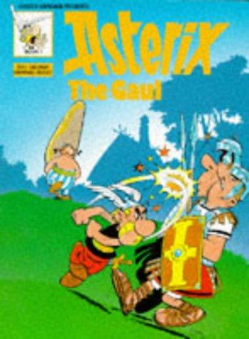 Astérix the Gaulois (version anglaise)