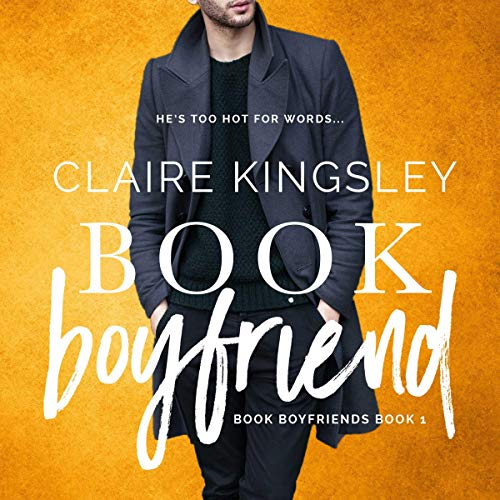 Book Boyfriend audiobook cover art
