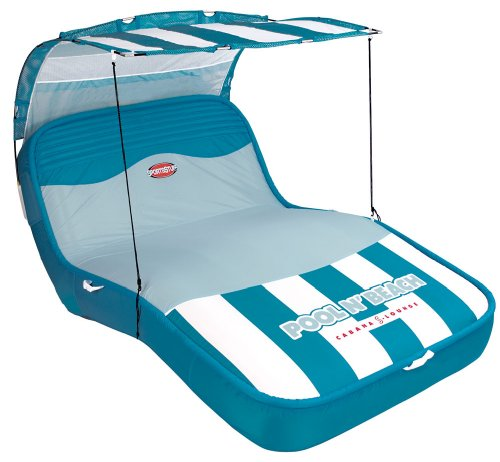 Gift Ideas for Your Snowbird Grandparents include this pool lounger.