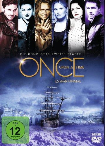 Once Upon a Time - Es war einmal ... Die komplette zweite Staffel [6 DVDs]