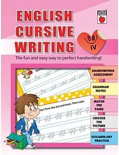 English Handwriting Level 4