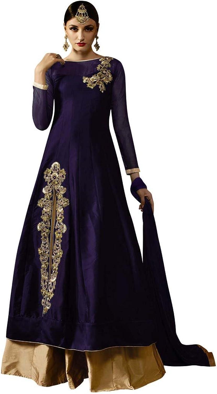 INMONARCH Womens Regency Silk Designer Lehenga Choli SLRD103H