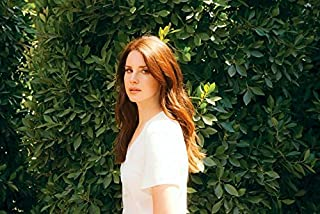 Tomorrow sunny Lana Del Rey singer Poster Art Wall Pictures for Living Room Canvas Fabric Cloth Print