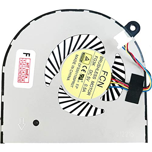 Fan Cooler Compatible with Acer Aspire V 15 Nitro VN7-571G-73HM, VN7-571G-74QJ, VN7-571G-73X7, VN7-571G-70AD, VN7-571G-74GL