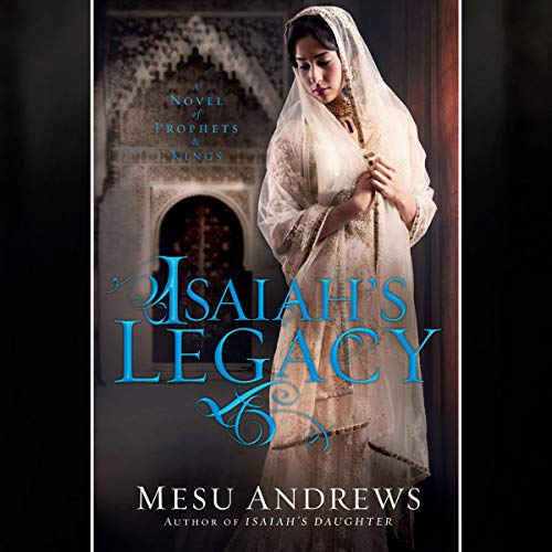 Isaiah's Legacy audiobook cover art