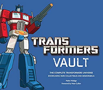 Transformers Vault  Showcasing Rare Collectibles and Memorabilia