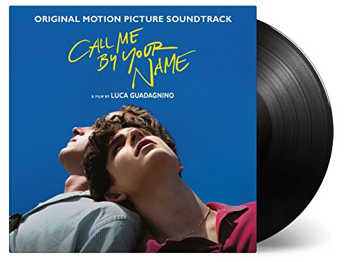 Call Me By Your Name Black Vinyl [180 gm 2LP Vinyl] [Vinilo]