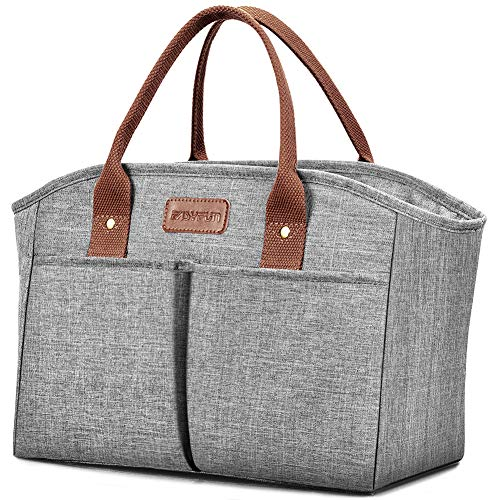 Lunch Bags for Women Insulated Thermal Lunch Tote Bag Durable Large Lunch Box...