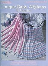 Unique Baby Afghans to Crochet (Leisure Arts, Leaflet 2335)