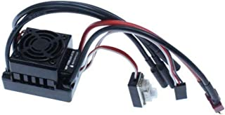 Hobbywing 60A Brushless Speed Controller, Splashproof with T-Plug.