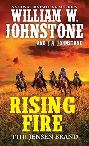 Rising Fire (The Jensen Brand Book 3)