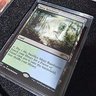 MTG 霧深い雨林 シークレットレア ウルティメイトエディション フェッチランド Secret Lair Ultimate Edition Fetch Lands 1枚のみ