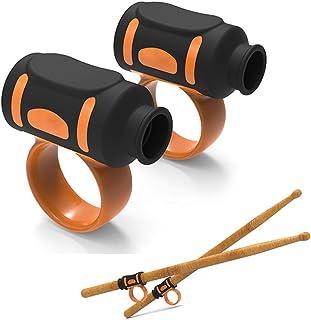 YZNlife Accesorio para dispositivo de agarre de tambor, accesorio de tambor – Fácil de pegar giratorio, agarre o clips de control