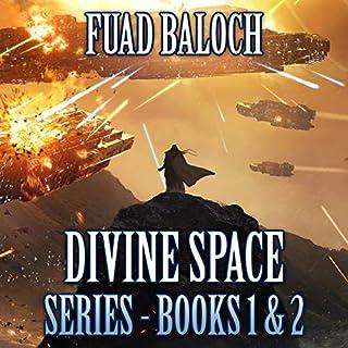 Divine Space: Series Boxset: Books 1 and 2 Titelbild