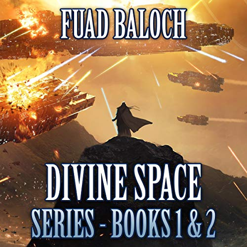 Divine Space: Series Boxset: Books 1 and 2 cover art