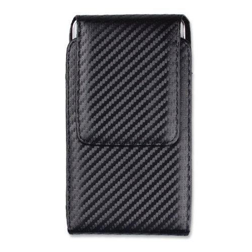 Funda de piel sintética para iPhone 7 Plus, Samsung Galaxy S8, S7 Edge, J7 J5 J3 A5, LG G6, G5, LG Stylus 2, Motorola Moto G4 Plus, Sony Xperia XZ 5.2-pulgadas