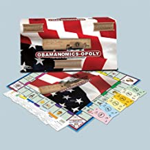 Obama Monopoly Obamanopoly Limited Collectors 1st Edition