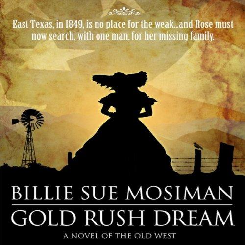 Gold Rush Dream audiobook cover art