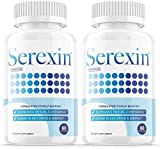 (2 Pack) Serexin for Men, Serexin Male Enhancement Pills and Testosterone Booster for Men Sexual Drive - (120 Caps - 2 Months Supply)
