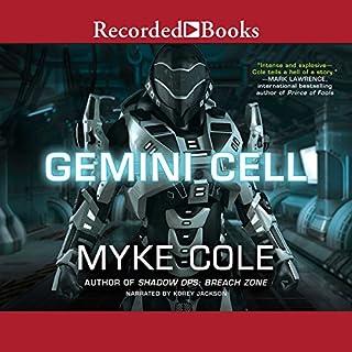 Gemini Cell audiobook cover art
