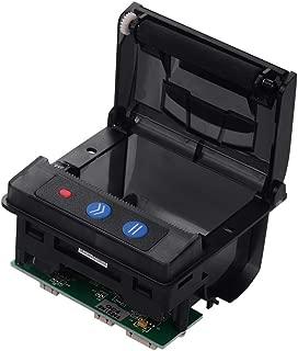 Festnight GOOJPRT QR203 Módulo de impresora 58 mm Bajo nivel de ruido Impresión térmica directa Mini panel Impresora de recibos móvil Interfaz serie RS-232C TTL