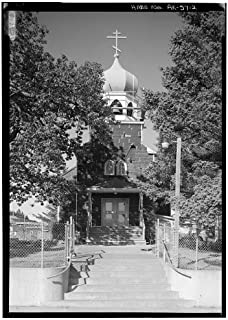 HistoricalFindings Photo: Holy Resurrection Russian Orthodox Church,Kodiak,Kodiak Island Borough,Alaska,2