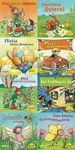 Pixi-Serie Nr. 191: Pixi feiert Ostern und den Frühling (Pixi-Box, Band 191)