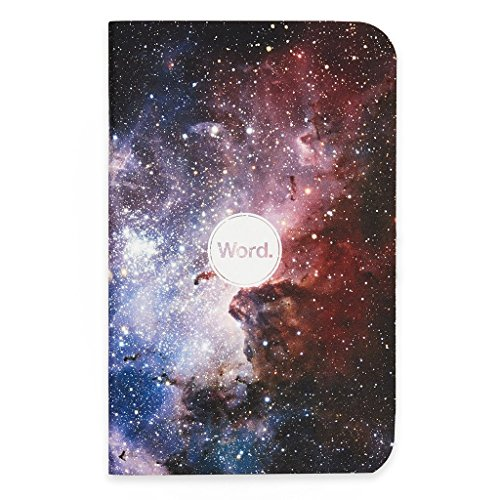 Word. Notebooks Intergalactic - 3-Pack Small Pocket Notebooks Photo #3