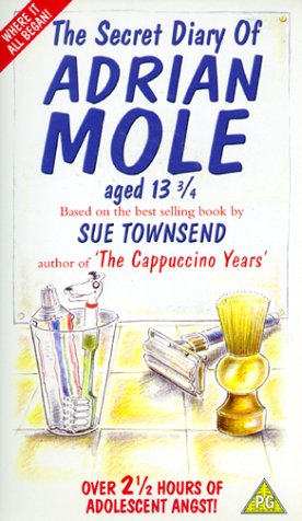 The Secret Diary Of Adrian Mole, Aged 13 3/4.