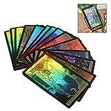 Port/átil y F/ácil de Quitar. Jinete de 78 Tarjetas Deck Vintage Tarot Cards Juego de Cartas Waite Future Telling con Caja de Colores para el Viaje de Fiesta Mini