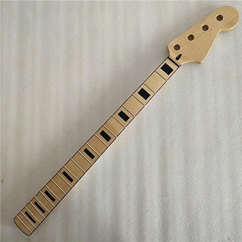 chushi Ahorn-Bass-Hals for 20 Fret-PB-Elektro-Bass-Gitarren-Teile Ersetzen Zzib