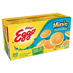 Eggo, Mini Buttermilk Pancakes, 14.1 oz (Frozen)