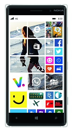 Nokia Lumia 830 - Smartphone libre Windows Phone (pantalla 5