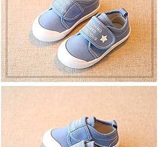 Lala Zhu Toddler Canvas First Walking Shoes