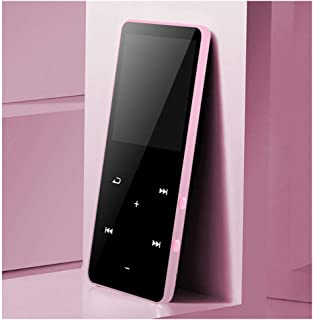MP3/MP4 Player with Bluetooth, Portable HiFi Lossless Sound Music Player with Speaker, FM Radio, Voice Recorder, E-book, V...