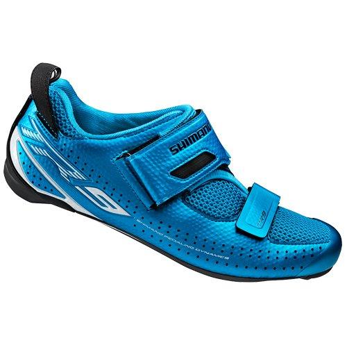 Shimano Schuhe TR9Triathlon blau 2015 38  - Bleu digital