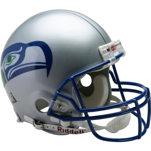 Riddell Seattle Seahawks 1983-2001 Authentic Throwback Helmet - Seattle Seahawks One Size