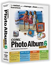 Corel Photo Album 6 Deluxe [OLD VERSION]