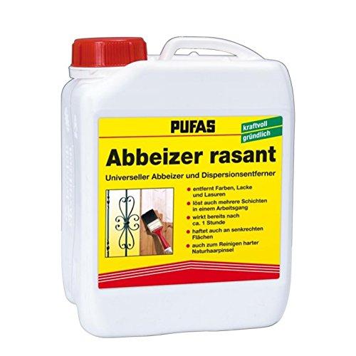 Pufas Abbeizer und Dispersionsentferner 2,500 L