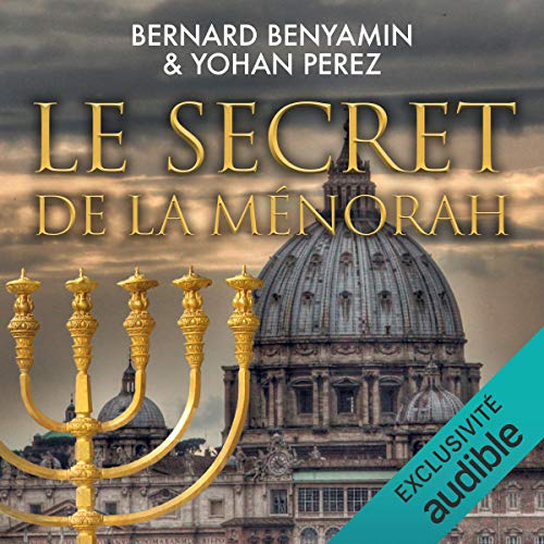 Couverture de Le Secret de la Ménorah
