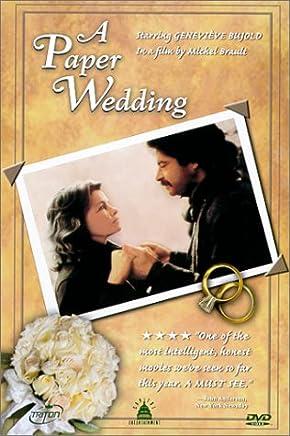 A Paper Wedding