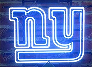 ny giants neon sign