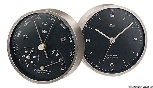 Barigo Schwarze Uhr Pentable