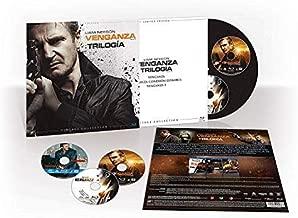 Taken Trilogy - 3-Disc Vintage Set ( Taken / Taken 2 / Taken 3 ) (Blu-Ray)
