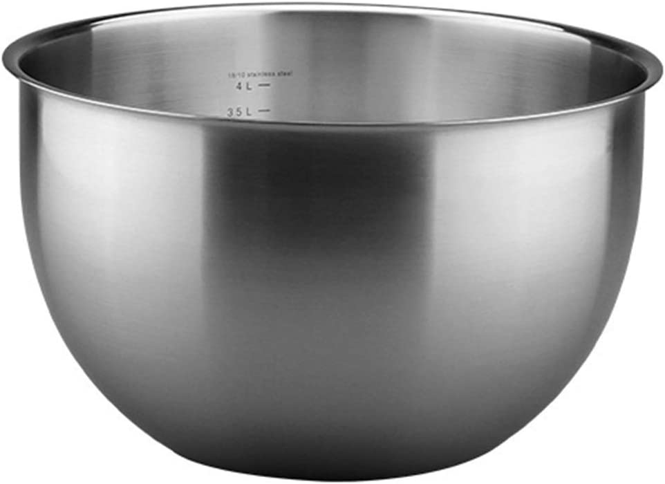 ZHENZEN Max 81% OFF 304 stainless steel b Multifunctional bowl Attention brand mixing